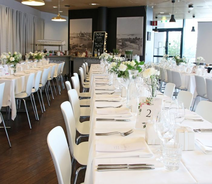 Juhlatila Espoo - Ravintola Keilalahti